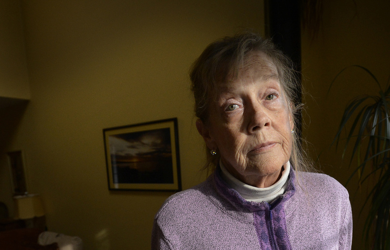 Carol Paulson of Kennebunk called police last year intent on helping her ill daughter get back on her medication by having her involuntarily committed to a hospital. But Katherine Paulson wielded a knife when officers arrived and was shot.