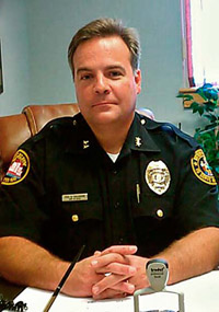 Paul G. Callaghan, Kittery Police Chief.