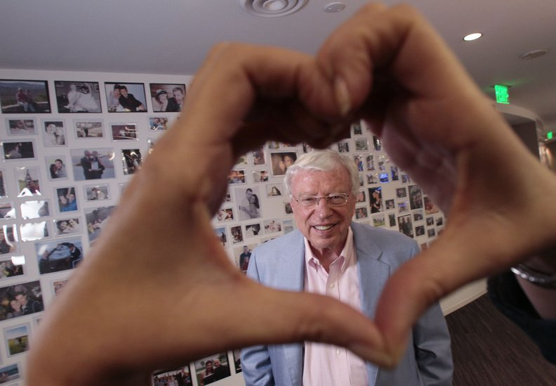 "Neil Clark Warren, founder and president of eHarmony, admits that the company had ""gotten a bit lost"" as it struggled to compete. Now he wants eHarmony's brand to include more than just online matchmaking."