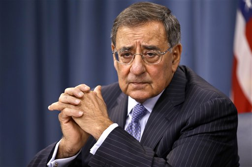 Defense Secretary Leon Panetta has warned that a meat-ax approach to the Pentagon's budget presented by sequestration would do considerable harm.