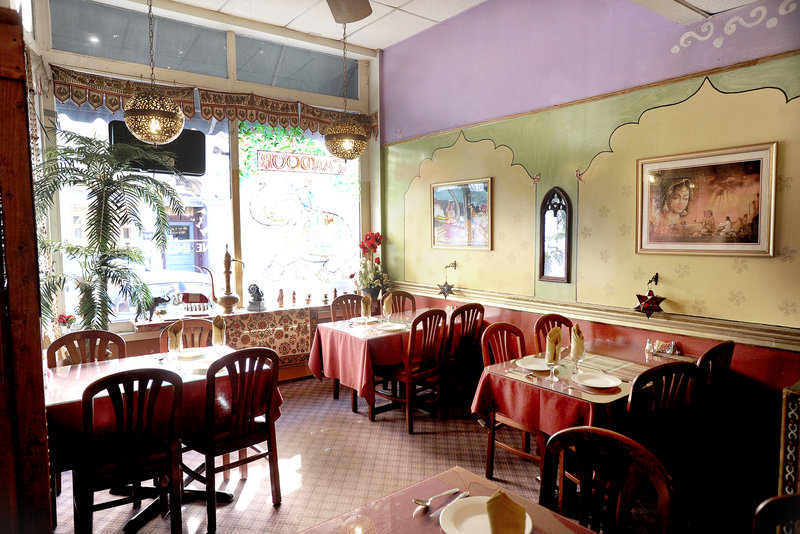 Tandoor, on upper Exchange Street in Portland, serves reliably tasty, home-style Indian cuisine at affordable prices.
