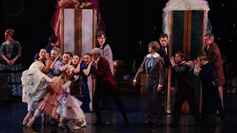 "This year's ""Victorian Nutcracker"" features some new choreography."