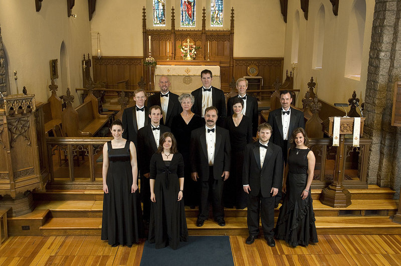 The St Mary Schola Early Music Ensemble performs two holiday shows in the week ahead: on Friday in Kennebunkport and Tuesday in Portland.