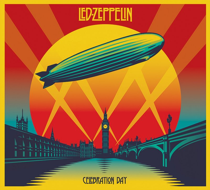"The Led Zeppelin concert film ""Celebration Day,"" documenting a performance by the iconic rock band in London in 2007, will be screened in HD on Friday at the Westbrook Performing Arts Center."