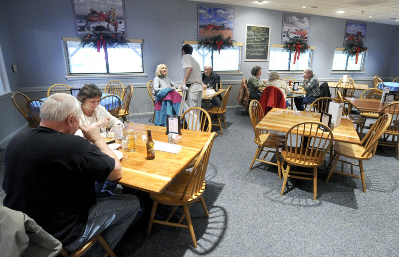 Seafood comes in a range of options and price points at Freeport Seafood Co., and there are choices for non-fish lovers, as well.