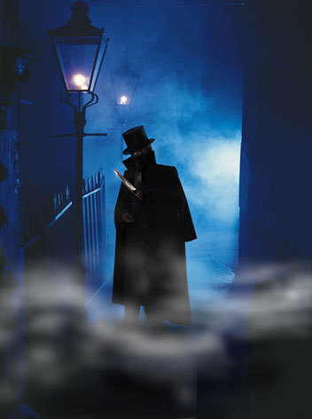 Jack the Ripper never saw a horror movie, yet became one of the world's most notorious killers.