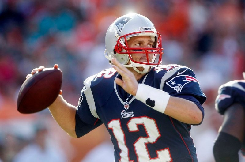 The Patriots have enjoyed a 22-1 record in Foxborough in December since Tom Brady became the starting quarterback.