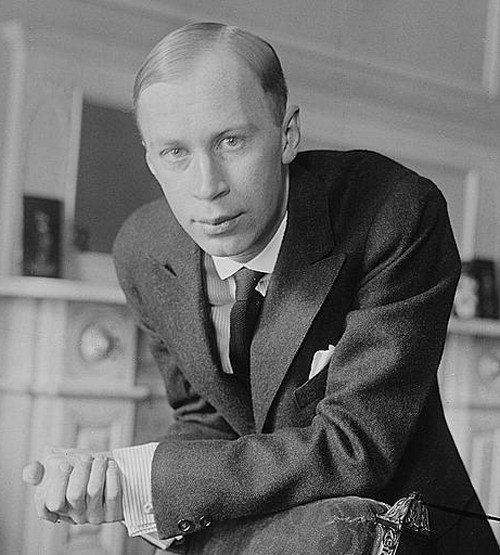 Composer Sergei Prokofiev plays with the score and harmonies in his Symphony No. 1, to be performed by the PSO.