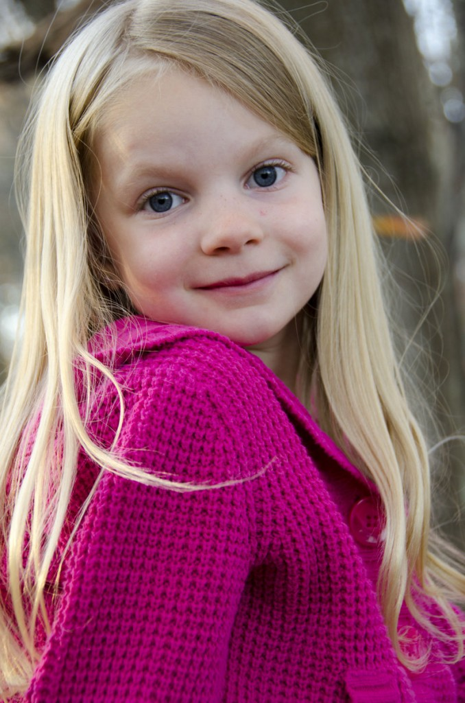 This 2012 photo shows Emilie Alice Parker, one of the young victims in the shootings at Sandy Hook Elementary School in Newtown, Conn., on Friday.