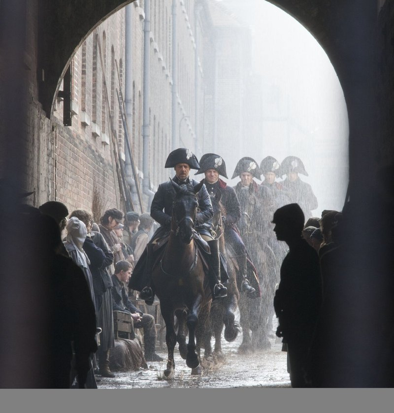 Russell Crowe, above, stars as Inspector Javert, and Anne Hathaway, below, is Fantine.