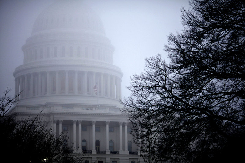 Congress and the White House hope to agree on a plan to avoid automatic tax increases and government spending cuts.