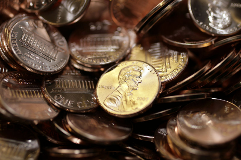 It now costs the U.S. Mint more than 2 cents to produce each penny.