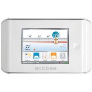 Ecobee's smart thermostat