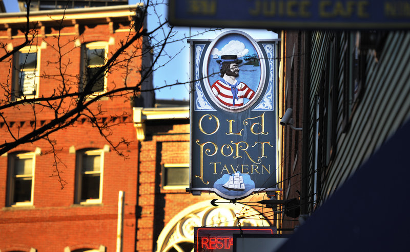 The Old Port Tavern leads a dual life: Quiet restaurant/neighborhood tavern by day, high-energy nightlife destination after dark.