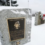 Portland's Loring Memorial Park was created to honor the memory and valor of Maj. Charles J. Loring. Family members found out this week that wreaths adorning five pillars there apparently were stolen.