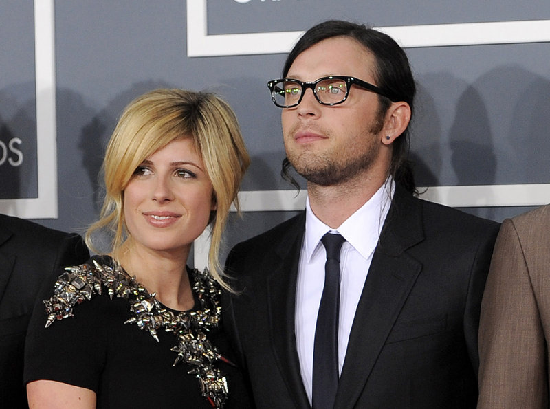 Jessie Baylin and Nathan Followill