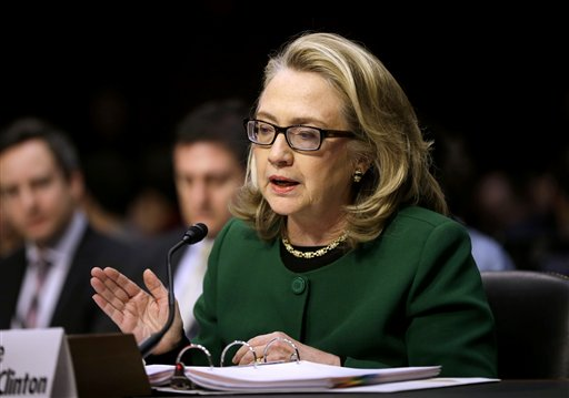 Secretary of State Hillary Rodham testifies on Wednesday before the Senate Foreign Relations Committee hearing on the deadly September attack on the U.S. diplomatic mission in Benghazi, Libya, that killed Ambassador Chris Stevens and three other Americans.