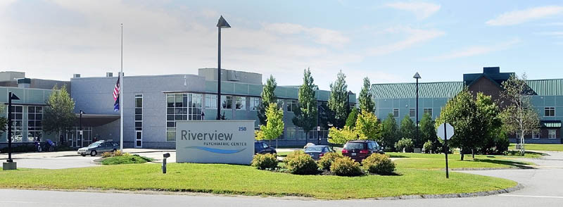The Riverview Psychiatric Center is located on the east side of Augusta.