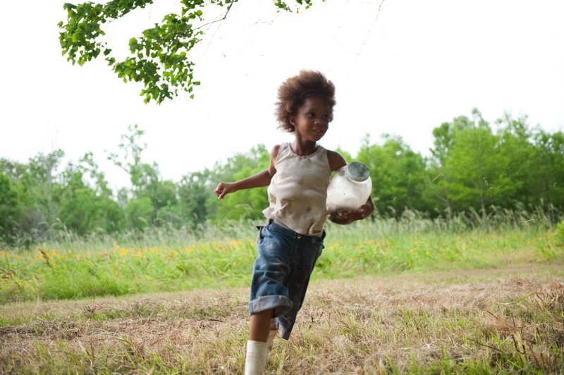 "Quvenzhane Wallis is a force of nature in ""Beasts of the Southern Wild,"" Benh Zeitlin's great new Southern Gothic novella of a film set in the post-Katrina bayou."