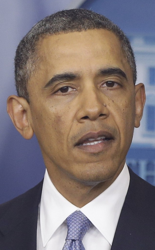 President Obama speaks following the House vote Tuesday night.