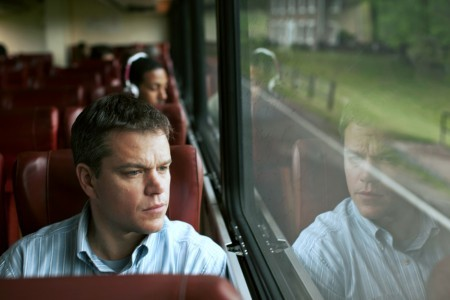 "Matt Damon stars in ""Promised Land."""