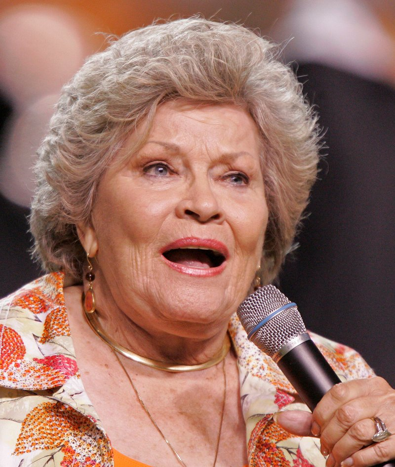 Patti Page in 2009.