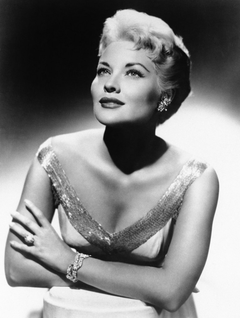 "Patti Page, seen in 1958, made ""Tennessee Waltz"" the third best-selling recording ever."