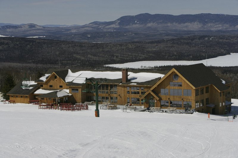 The base lodge is among the amenities that John Christie enhanced as owner of Saddleback after having learned the complexities of the ski industry in Vermont. The lodge was renovated again by the Berry family during their 10-year ownership of Saddleback.