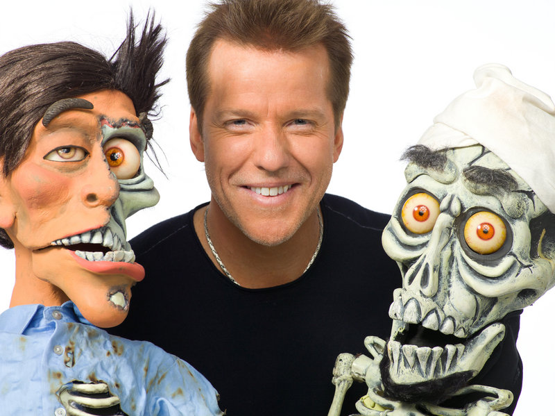 Jeff Dunham and friends