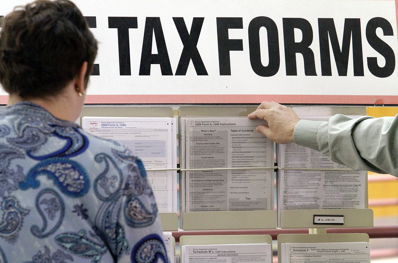 Filling out tax returns has become such a complicated process – there have been about 5,000 tax-law changes since 2001 – that almost 60 percent of Americans pay to have their IRS returns completed.