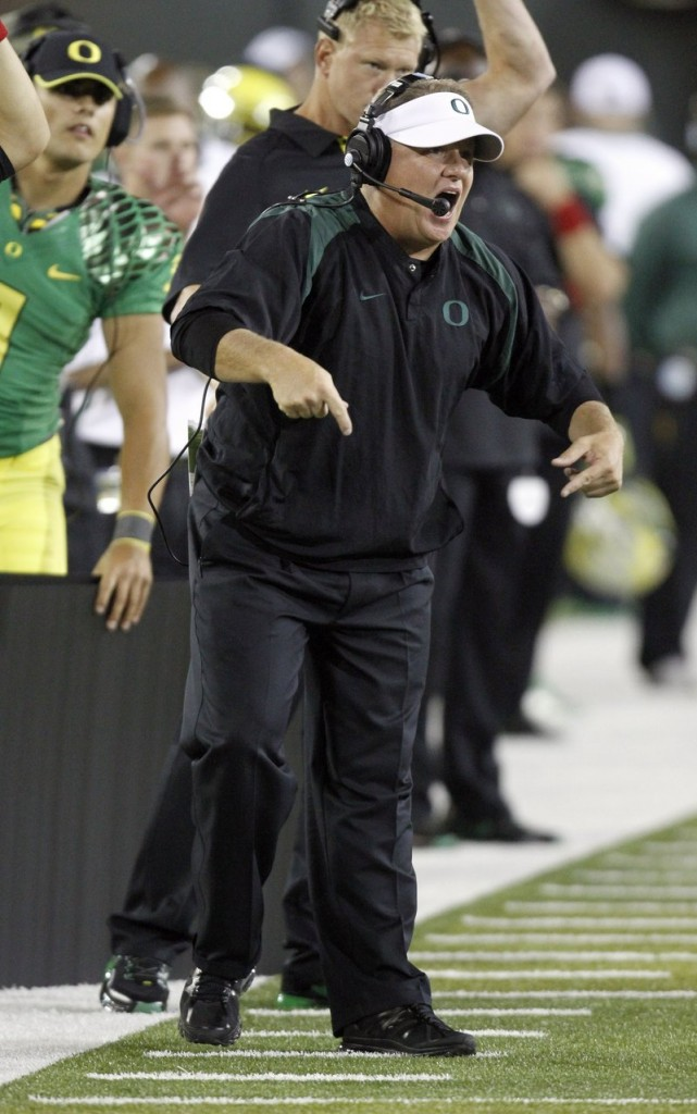 Chip Kelly said he was returning to coach Oregon 10 days ago, but changed his mind and will be the new coach for the Philadelphia Eagles after four years with the Ducks.