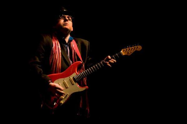 Ronnie Earl and The Broadcasters play the blues at One Longfellow Square in Portland on Saturday.