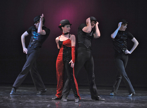 "Maine State Ballet presents ""Tap, Tap, Jazz"" in Falmouth Friday and Saturday."