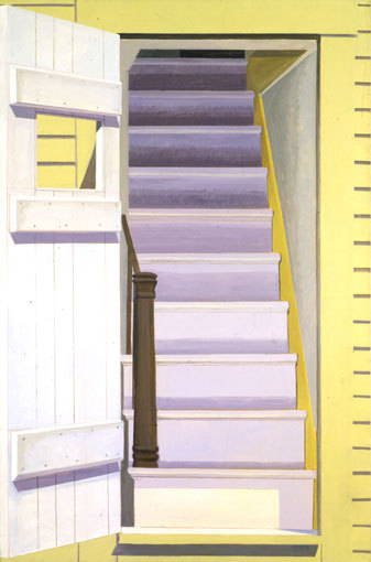"""Door, Staircase,"" 1981."