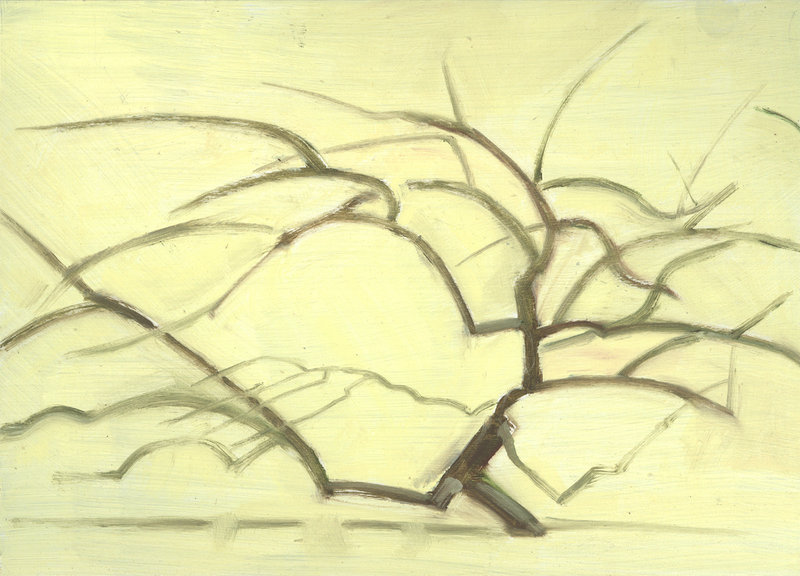 """Little Plum Tree,"" 2008."