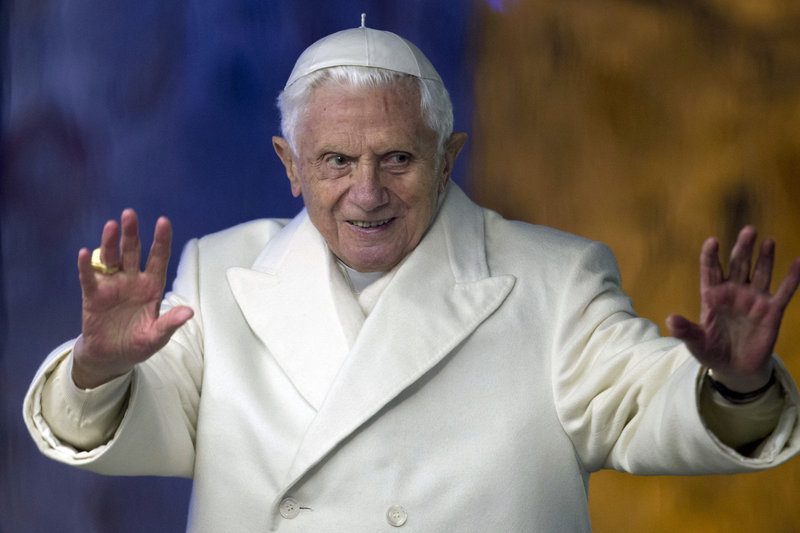Pope Benedict XVI used his annual message on social communications Thursday to stress the potential of social media for the church as it struggles to keep followers.