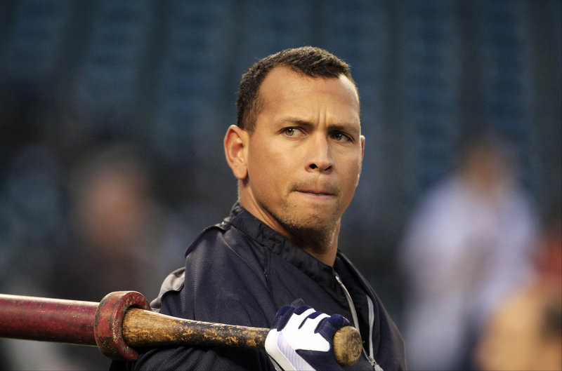 Alex Rodriguez admitted four years ago that he use performance-enhancing drugs from 2001-2003.
