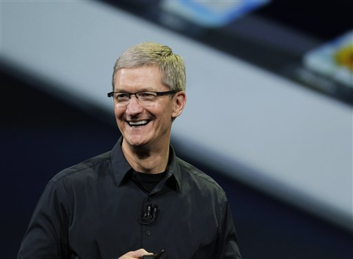Apple CEO Tim Cook is calling a shareholder lawsuit against the company a