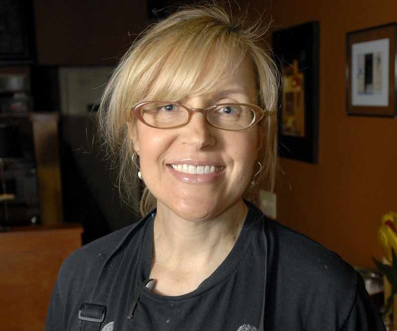 Bresca's owner and chef Krista Desjarlais, pictured in this March 21, 2011 file photo, is one of three semifinalists from Maine competing for a James Beard Award in the prestigious Best Chef: Northeast category.
