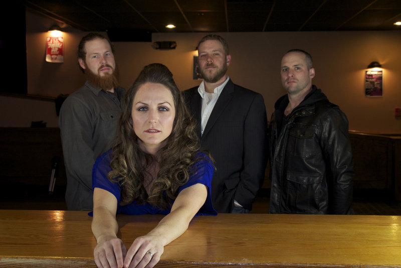 Andi Fawcett and her band Doubting Gravity are completing preproduction on their new EP, which, they say, will have more of a rock edge than EP No. 1.