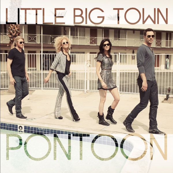 "Best Country Duo/Group Performance: Little Big Town, ""Pontoon"""