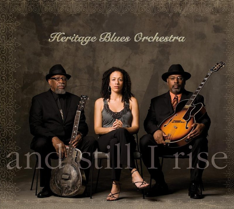 "Best Blues Album: Heritage Blues Orchestra, ""And Still I Rise"""