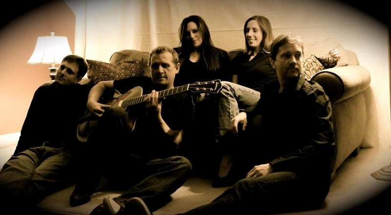 Mystic Folk Opera is vocalist/guitarist Kristin DiCara, top left, bassist Bob Mills, guitarist/vocalist Cheeks, vocalist Elisha Frank and drummer Rich Cantz.