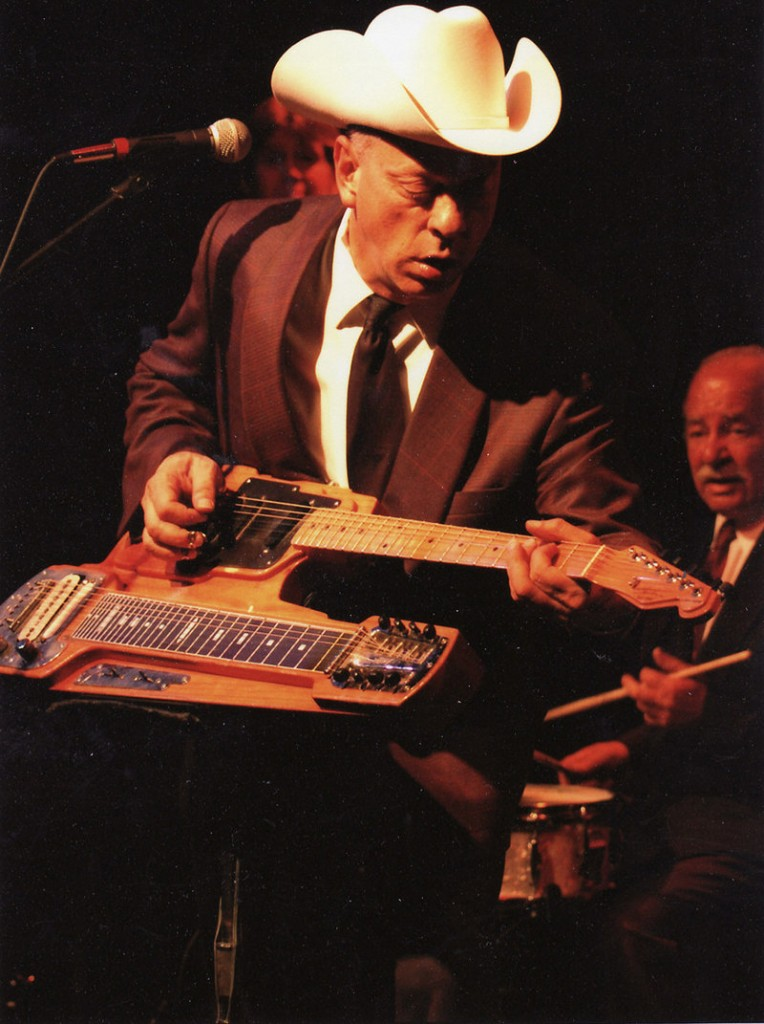Progressive country artist Junior Brown performs on April 19 at One Longfellow Square in Portland. Tickets go on sale Thursday.