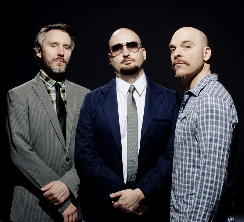 """The genre-busting trio The Bad Plus will perform """"On Sacred Ground – Stravinsky's 'Rite of Spring'"""" at Hannaford Hall in Portland on Sunday."""