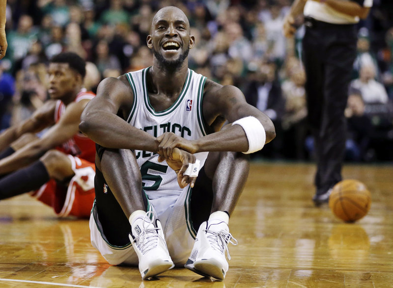 "Kevin Garnett, who hasn't announced his retirement but said this will be his last All-Star game, is refusing to take time off even with a whirlwind schedule. ""I've seen everybody playing through everything, and I'm no different …"""