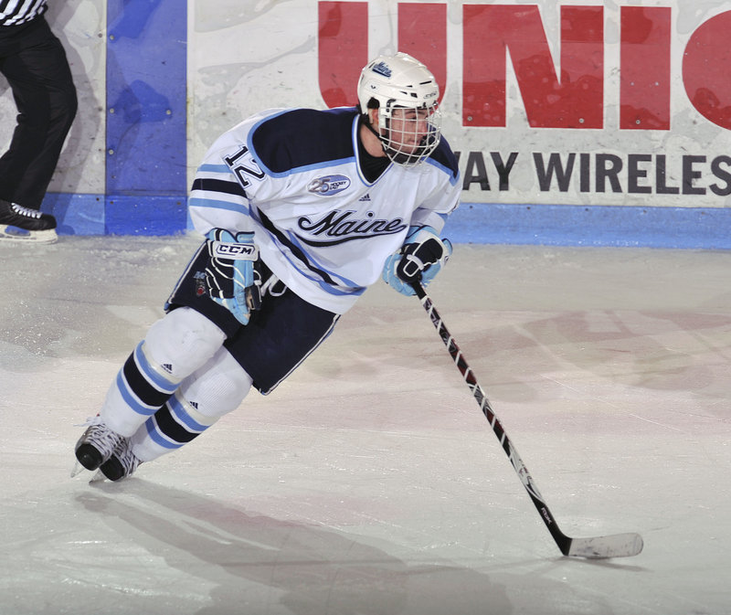 "Kyle Solomon, who played hockey for the University of Maine from 2008 to 2010, was told he had severe brain trauma and ""another concussion could kill him,"" according to the class-action lawsuit against the NCAA."