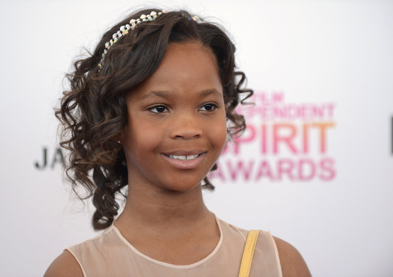 Quvenzhane Wallis, 9, is one of the youngest actors ever nominated for an Academy Award.