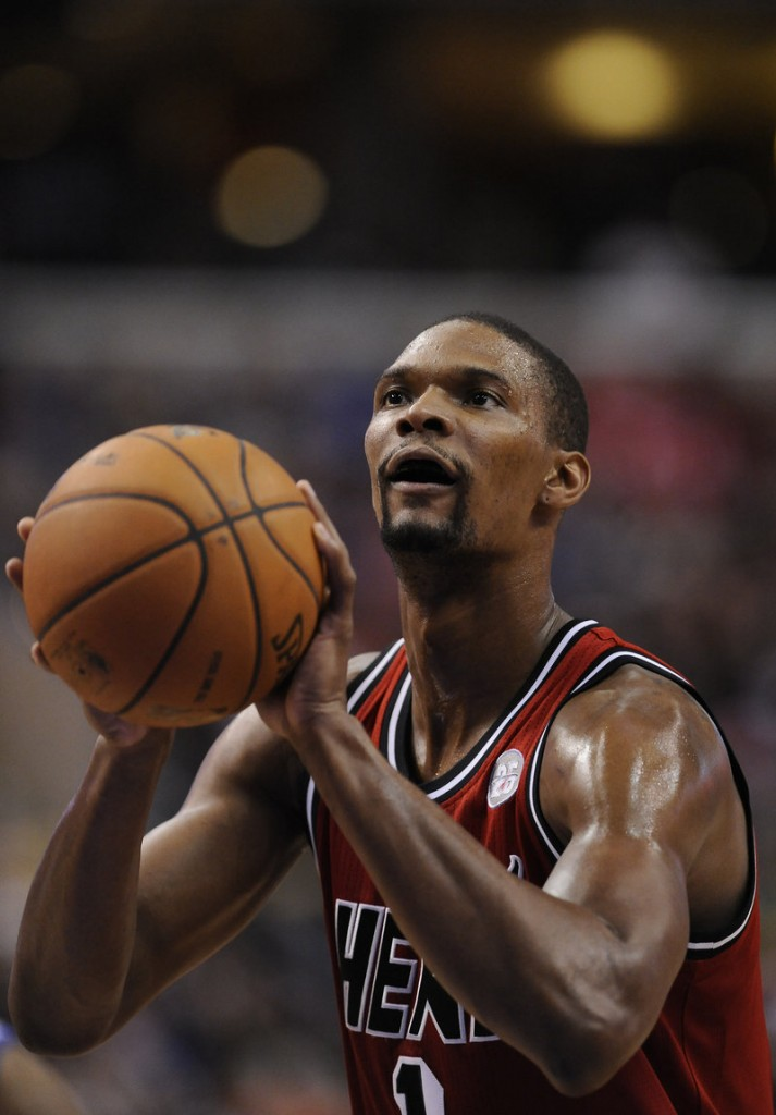 The NBA's Chris Bosh is among those urging children to learn computer programming.
