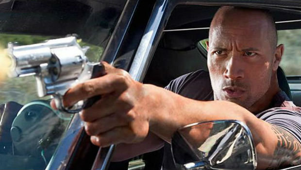 "Dwayne Johnson is a force to be reckoned with in ""Snitch."""